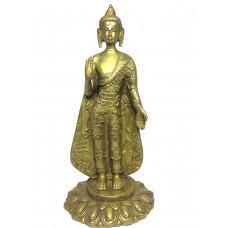 Brass  Buddha Standing