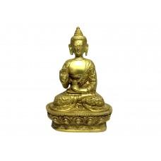 Brass Budha Meditation